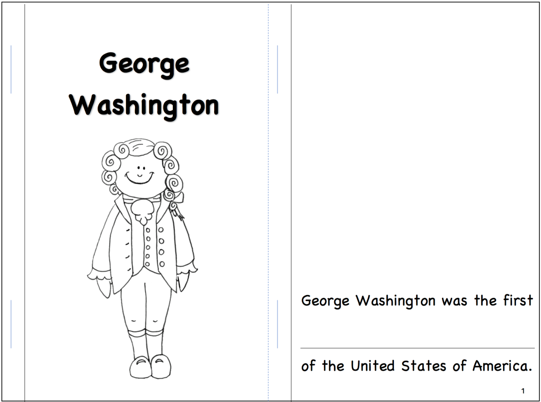 george-washington-booklet