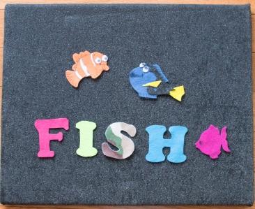 fish-felt-board