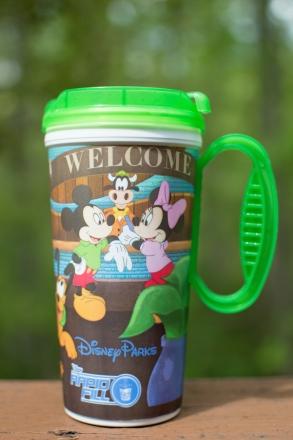disney rapid refill mug