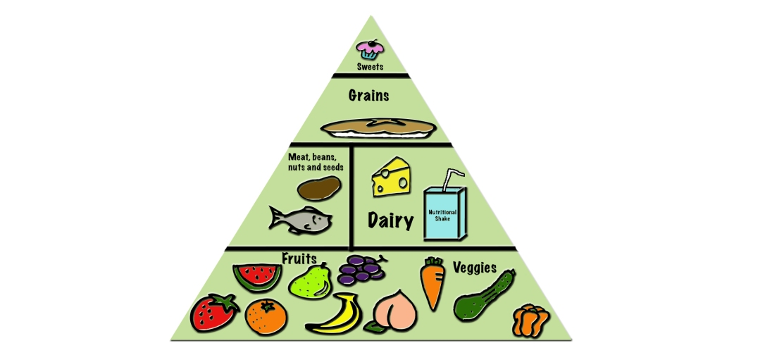 Family Food Pyramid