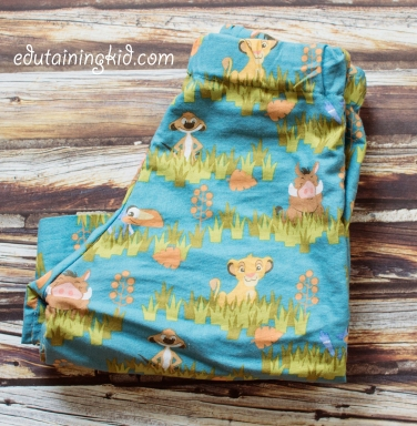DIY Lion King Shorts