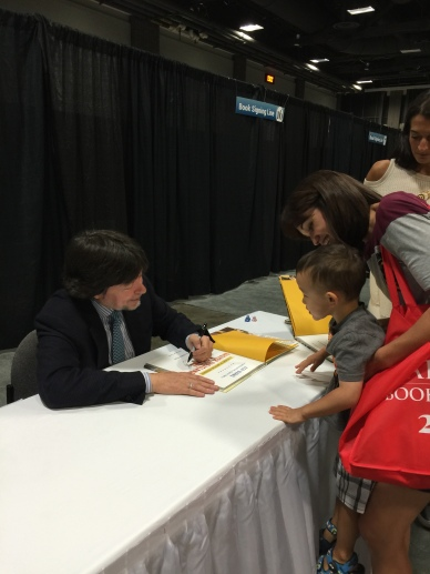 Meeting Ken Burns