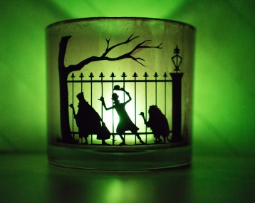 hitchhiking ghosts votive