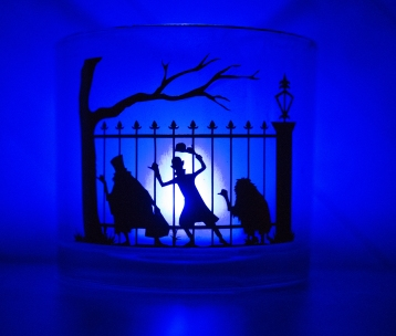 hm hitchhiking ghosts votive