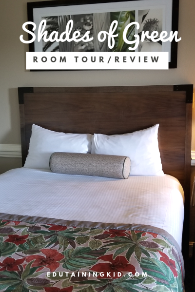 Shades of Green Room Tour and Review